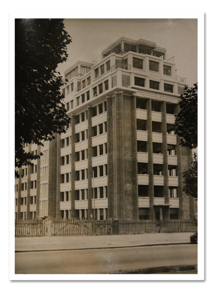 paris, photo, ministere de l'air, porte d'issy, 1934, nadal, meurisse, presse