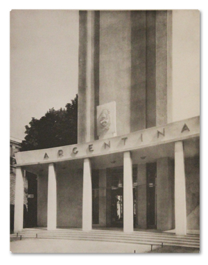 exposition internationale, paris, 1937, arts et techniques, librairie des arts decoratifs, laprade, photo, architectes, portfolio