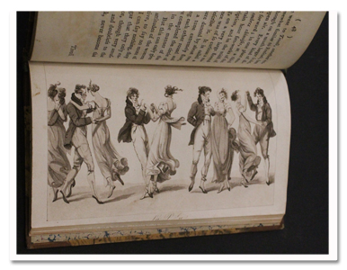 paris, histoire, guide, john dean paul, journal, 1802, edition originale, aquatintes, gravures, prostitution