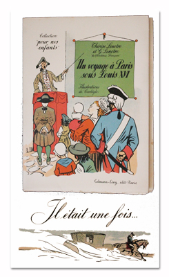 lenotre, voyage, paris, louis xvi, calmann-levy, 1934, velin, carlegle, illustrations, revolution